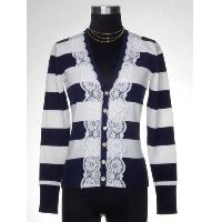 Front Laces Cardigan